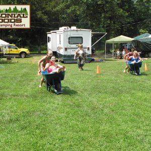 Colonial Woods Family Camping Resort - Pennsylvania